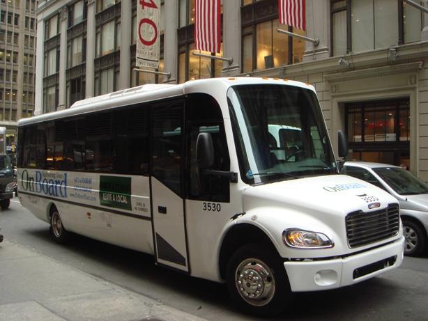 OnBoard DC Tour Shuttles
