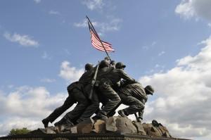 Iwo Jima Marine Corps Memorial